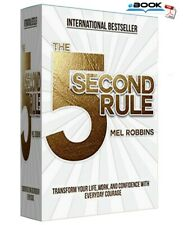The 5 Second Rule: The Surprisingly Simple Way  by Mel Robbins { .P.D.F.}