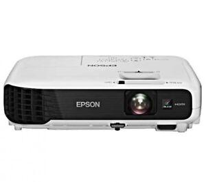 EPSON EB-S04 Projector 3000lm SVGA Three-LCD 100~240V Japan EMS