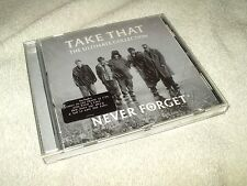 CD Album Take That Never Forget The Ultimate Collection