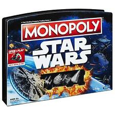 Monopoly – Star Wars Edition – Box & Board in One!