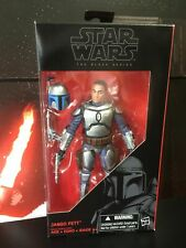 Star Wars Black Series Jango Fett 6 Inch Figure