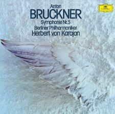 HERBERT VON KARAJAN-BRUCKNER: SYMPHONY NO.5-JAPAN HQCD Ltd/Ed