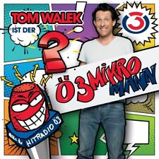 Ö3 MIKROMANN Vol. 4 (Tom Walek) Audio-CD NEU+OVP