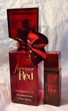 Bath and & Body Works Forever Red Set Parfum Perfume .25 oz Mist 3 oz Spray New