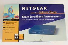 Brand New- Netgear Rt311 Internet Access Gateway Router New Sealed