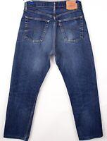Levi's Strauss & Co Herren 521 02 Gerades Bein Jeans Größe W36 L30 BCZ92