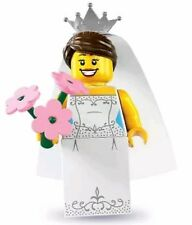 LEGO 8831 MINIFIGURES SERIES 7 MINIFIGURE BRIDE