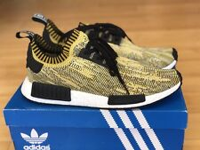 EXTREMELY RARE ADIDAS NMD R1 PK YELLOW CAMO S42131 - SZ 10.5 Runner