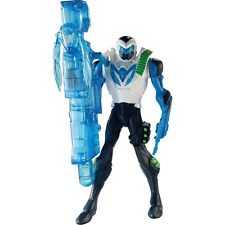 Max Steel Launch Lance Turbo Blaster Action Figure