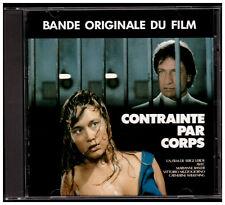 Contrainte Par Corps Bande Son CD Serge Leroy
