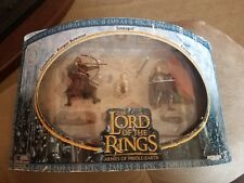 2004 Lord of the Rings Soldiers & Scenes Capture of Smeagol Faramir Gondorian