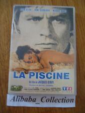 DVD ** LA PISCINE  ** Alain DELON Romy SCHNEIDER RONET DERAY