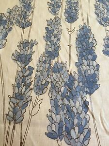 MASSIVE REMNANT SoftFurnishing Harlequin Lavenda Fabric Approx 140x100cm