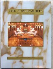 Superyachts 14 Brand New In Box Coffee Table Megayachts Rare!