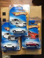 2009 Hot Wheels Nissan Skyline Gtr R35 Vhtf Variations! 3 Variations Protectors