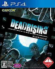 Used PS4 DEAD RISING  Import Japan