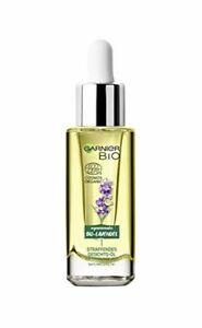 Garnier Bio Straffendes Gesichts-Öl, Anti-Aging Gesichtspflege mit Bio Lavendel