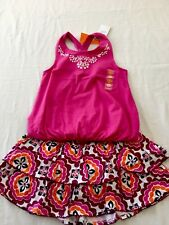 Nwt Gymboree Size 5/6 Pink Tank Top Swing Skort Skirt Spice Market  Outfit