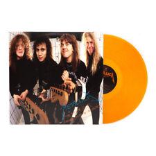 """METALLICA THE $5.98 EP GARAGE DAYS RE-REVISITED Ltd Orange 12"""" Vinyl New!!!"""