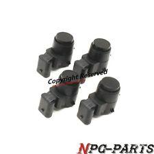 Qty4 PDC Parking Sensor For BMW 1 3 Series E81 E82 E90 E91 X1 Z4 E84 E89 Cooper