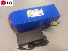 Pacco Batteria + Charger 2A, litio 36V (37V)  14,5Ah 536,5Wh 10S5P con BSM 35A.