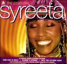 SYREETA * 18 Greatest Hits * NEW CD * All Original Motown Recordings