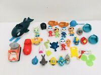 C Beebies octonauts toy bundle figures & spare accessories
