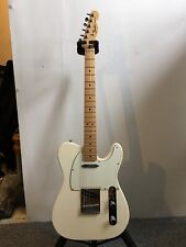 Fender Mexican Standard Telecaster 2011 Olympic White Electric Guitar