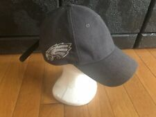 Philadelphia Eagles Men's Baseball Hat NFL Gray Adjustable GUC
