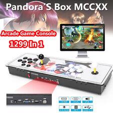 1299 En 1 Arcade Console Pandora's Box 6 Retro Jeux Vidéo Joystick HDMI USB VGA