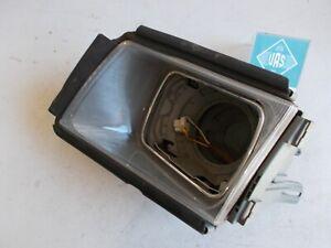 MERCEDES BENZ C126 Coupe Bosch Left Driver Headlight Head Bulb holder 126EL308