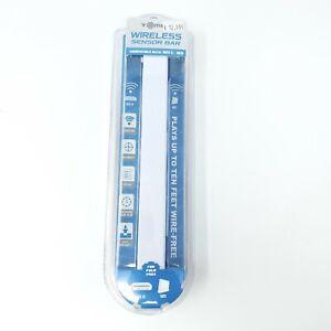 Tomee Wireless Sensor Bar for Wii U/Wii