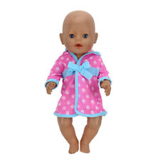 Meired warm Doll Clothes Wearfor 43cm Baby Born zapf (only sell clothes )