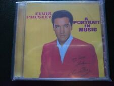 RARE ELVIS PRESLEY CD - A PORTRAIT IN MUSIC - OLDIES BUT GOODIES RECORDS