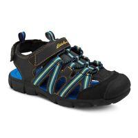 New Boys' Eddie Bauer Morgan Fisherman Sandals Size 4 NWT