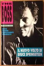 The boss il nuovo volto di bruce springsteen - Villella- Libro nuovo in Offerta!