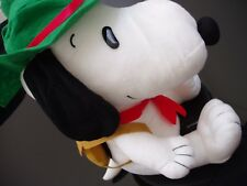 Snoopy Plush Stuffed Animal Doll - Japan Import - Large - New