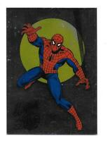 1998 SkyBox Heroes of the Silver Age Spiderman Insert Card #1S