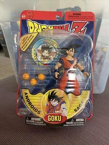 Dragon Ball Z Androids Saga Goku Figure Irwin Funmation