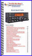 Elecraft K3S Mini-Manual by Nifty Accessories