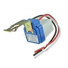 Ac Dc 12v 24v 220v 10a Auto On Off Photocell Street Light Sensor Switch New