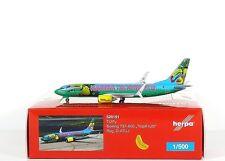 "Herpa Wings TUIfly Boeing 737-800 1:500 ""Haribo Tropifrutti"" D-ATUJ (528191)"