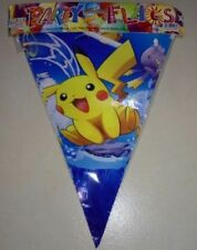 Party :  Pokemon Flag Banner Banderitas  Party Decor