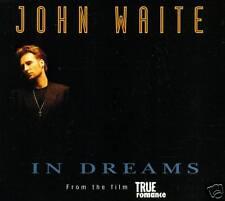 JOHN WAITE - EN DREAMS TRUE MAXI CD TRUE ROMANCE E1337