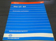 VW LT Generation 2  Selbststudienprogramm  SSP 188  Stand  05/1996