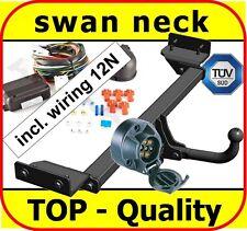 Towbar & Electric 7pin 12N Kia Sportage SL 2010 - 01/2016 / swan neck Tow Bar