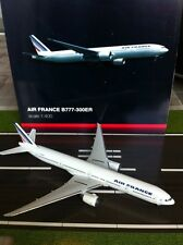 AIR FRANCE  B777-300ER GEMINI JETS  REG F-GSQC   1:400 SCALE MODEL AIRPLANE