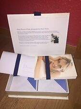 PRINCESS DIANA - MARIO TESTINO - STATIONERY BOX SET FROM KENSINGTON PALACE - NEW