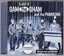 Sam the Sham & Pharaohs-Best of... 17 titolo da 1965 a 1967/CD-Merce Nuova