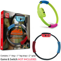 Fitness Ring Fit Adventure Ring-Con for Nintendo Switch fit Adventure Game Sport